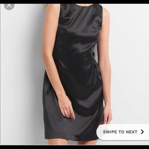 Gap satin dress. Ladies. Fits medium.